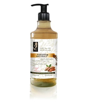 Olive Oil and Sweet Almond Oil Liquid Soap