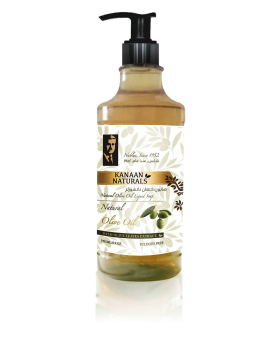 100% Olive Oil Liquid Soap