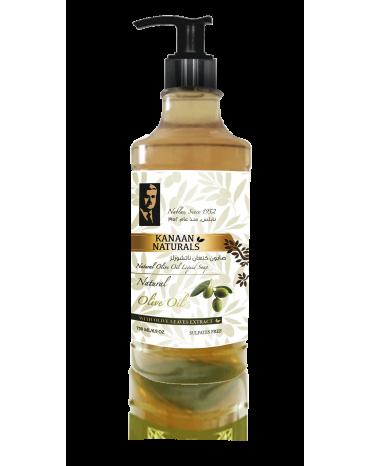 100% Olive Oil Liquid Soap