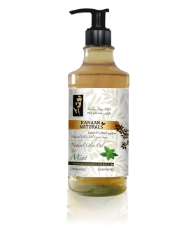 Olive Oil and Mint Liquid Soap